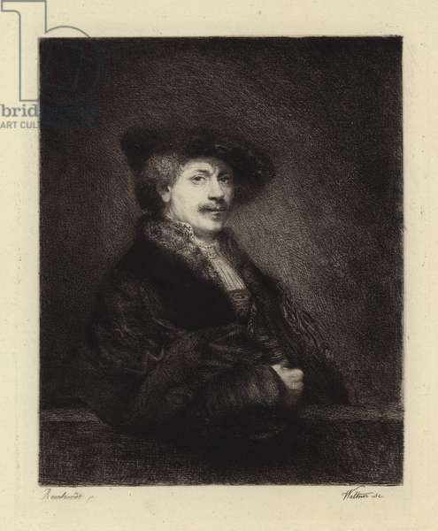 Rembrandt van Rijn (engraving)