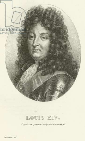 Louis XIV (engraving)