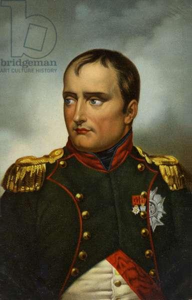 Napoleon I (chromolitho)
