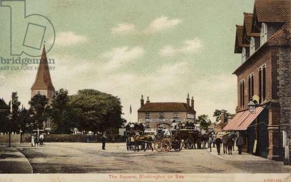 The Square, Birchington on Sea (photo)