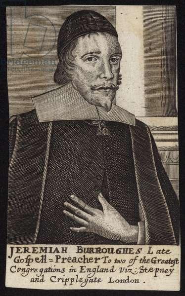 Jeremiah Burroughs (engraving)