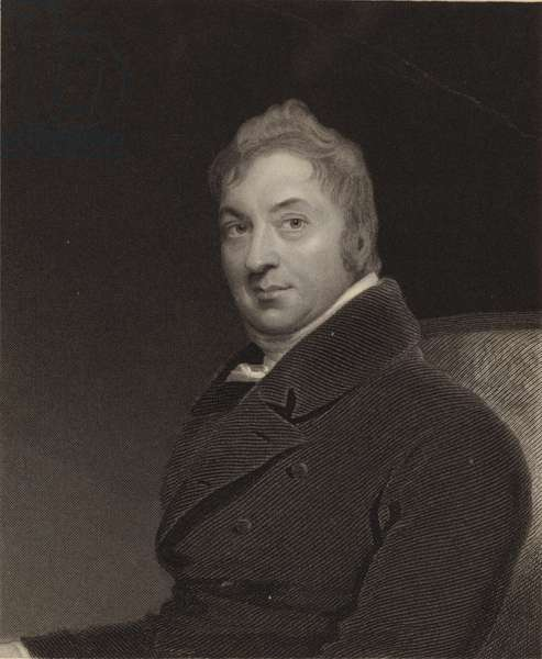 Edward Jenner (engraving)