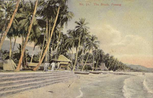 The Beach, Penang (photo)