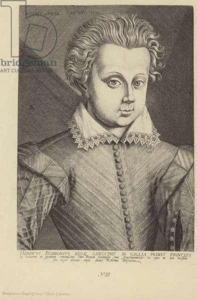 Henry IV, King of Navarre (engraving)