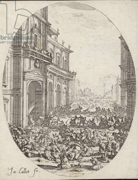 The Massacre of the Innocents (engraving)