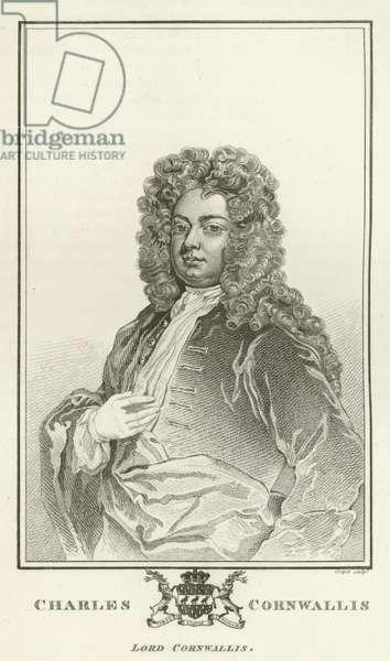 Charles Cornwallis, Lord Cornwallis (engraving)