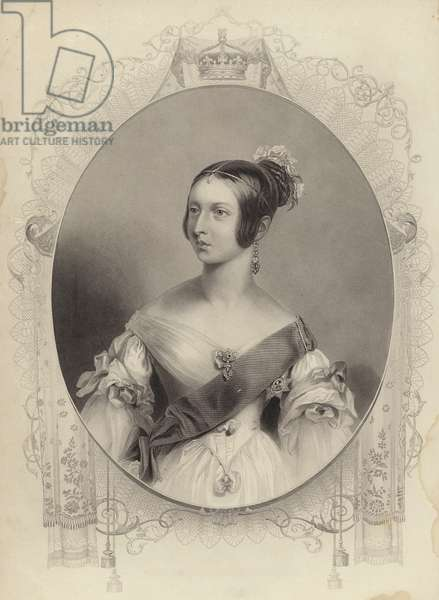 Her Most Gracious Majesty Victoria (engraving)