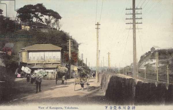 View of Kanagawa, Yokohama (photo)
