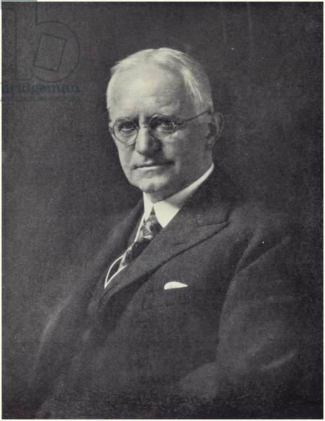 George Eastman (b/w photo)