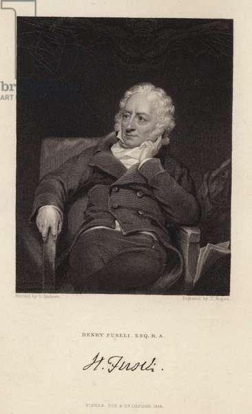 Henry Fuseli (engraving)