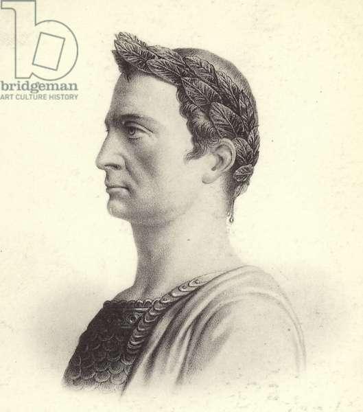 Julius Caesar (litho)