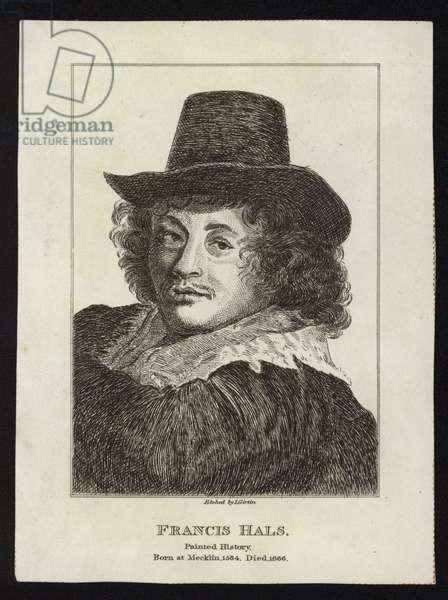 Frans Hals the Elder (engraving)