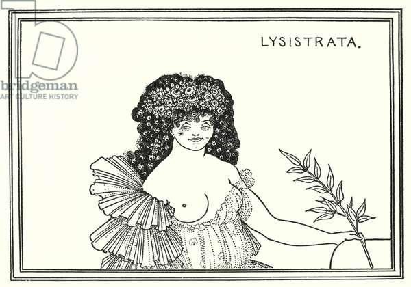 Lysistrata (engraving)