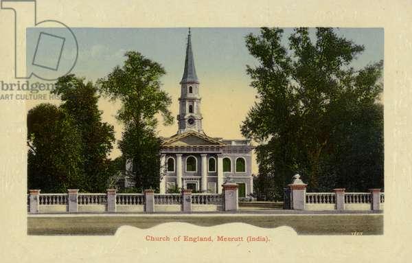 Church of England, Meerutt (India) (photo)