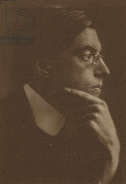 Walter Dixon Scott, English literary critic and soldier (b/w photo)