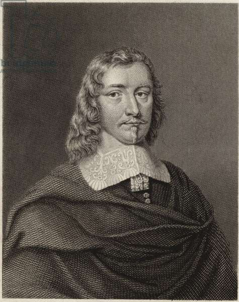 Sir Richard Fanshawe (engraving)