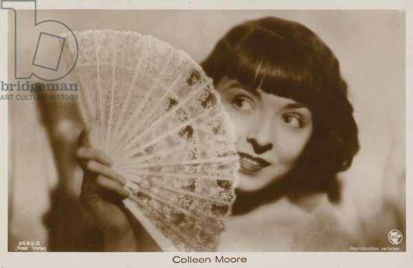 Colleen Moore (b/w photo)