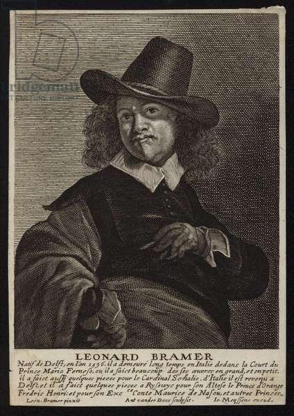 Leonaert Bramer (engraving)