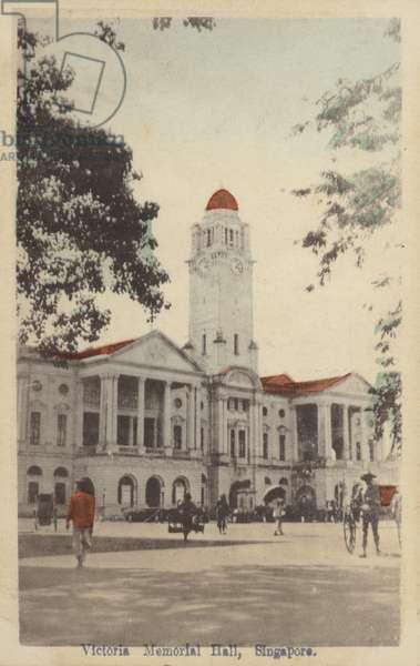 Victoria Memorial Hall, Singapore (photo)