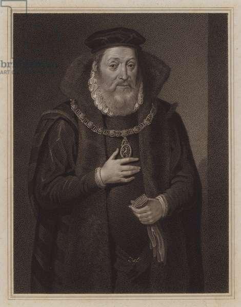 James Hamilton, 2nd Earl of Arran (engraving)