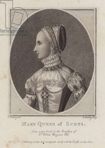 Mary, Queen of Scots (engraving)