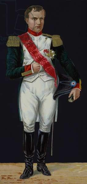 Napoleon Bonaparte (chromolitho)