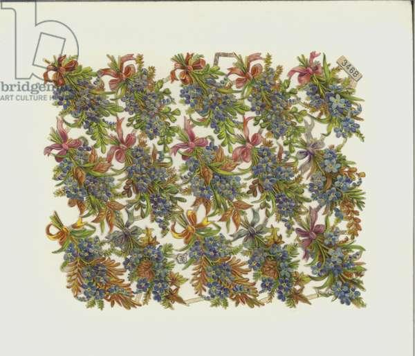 Flowers (chromolitho)