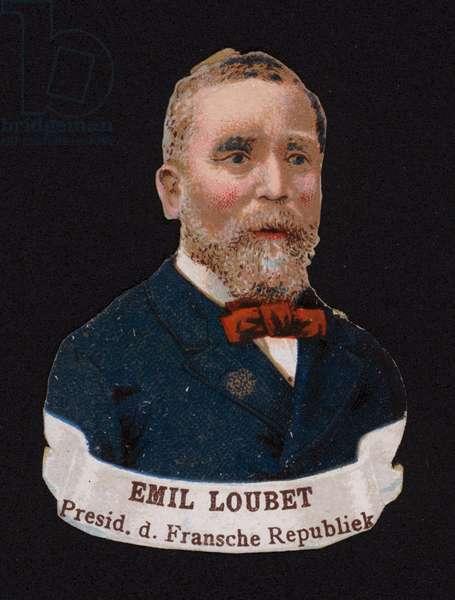 Emile Loubet, President of France (chromolitho)