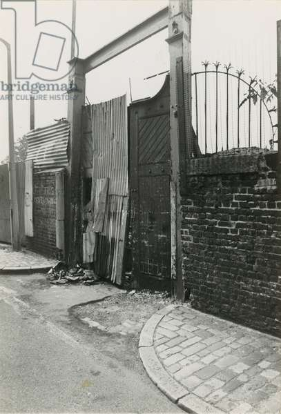 Jack the Ripper: Durward Street (photo)