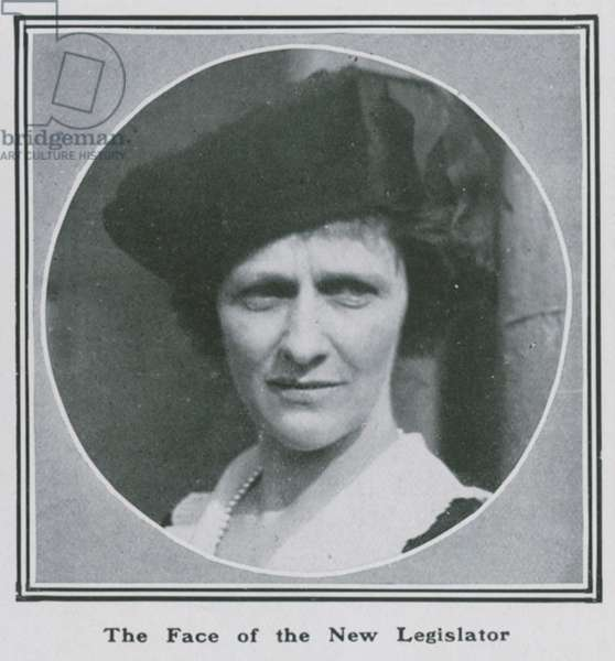 Lady Nancy Astor: The face of the new legislator (photo)
