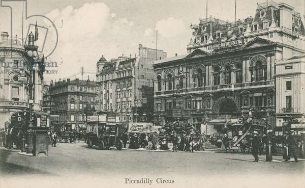 Piccadilly Circus (photo)