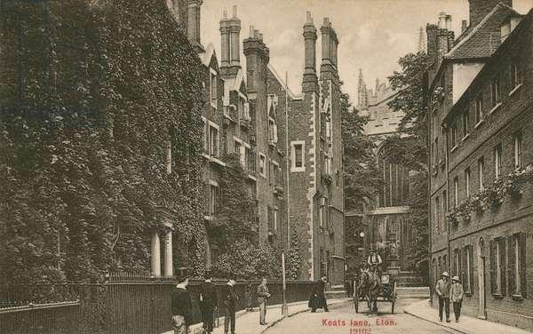 Keats Lane, Eton (photo)