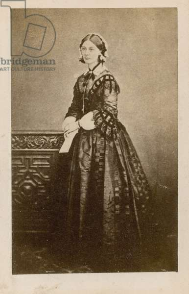 Florence Nightingale (photo)
