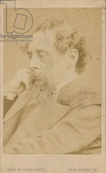 Charles Dickens (photo)