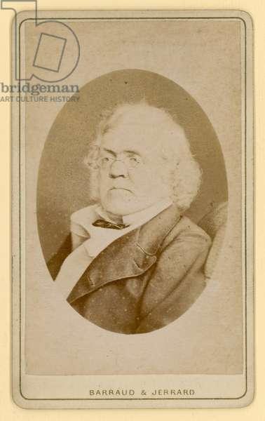 William Makepeace Thackeray (photo)