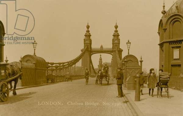 Chelsea Bridge (photo)