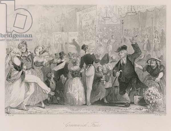 Greenwich Fair (engraving)