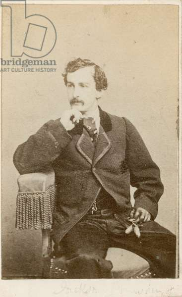 John Wilkes Booth (photo)