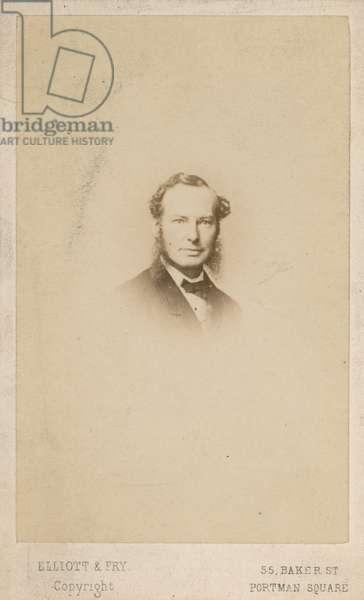 Sir John Tenniel, artist (photo)