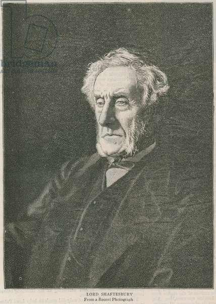 Lord Shaftesbury (engraving)