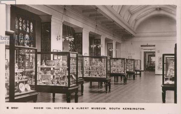The Victoria & Albert Museum, South Kensington, London (photo)