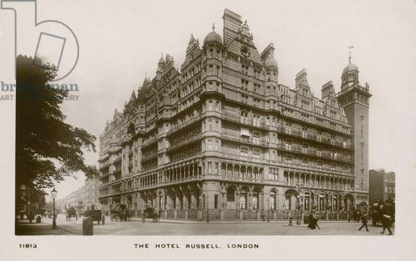 The Hotel Russell, London (photo)