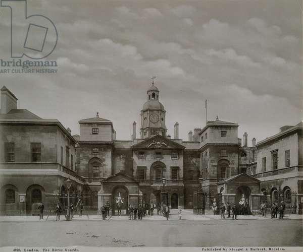 Horse Guards Parade, London (photo)