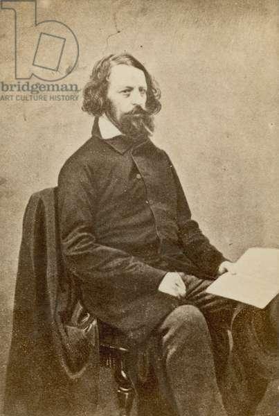 Alfred Tennyson (photo)