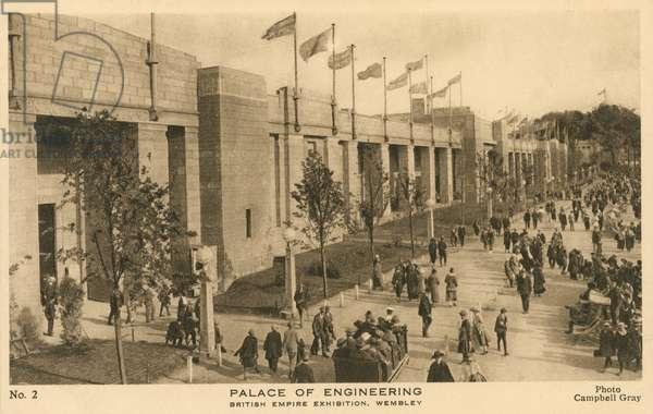 British Empire Exhibition, Wembley, Middlesex (photo)