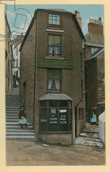 Old Coffin House, Brixham, London (photo)