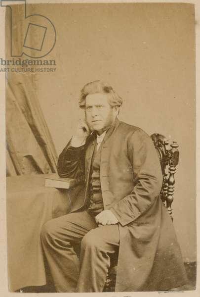 J C Miller, Vicar of Greenwich (photo)