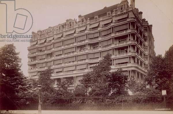 Savoy Hotel (photo)