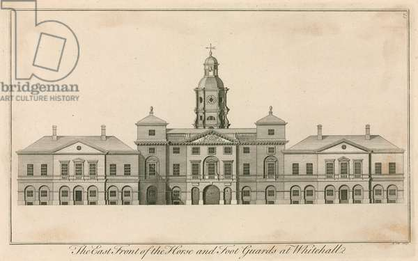 Horse Guards (engraving)