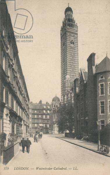 Westminster Cathedral, London (photo)